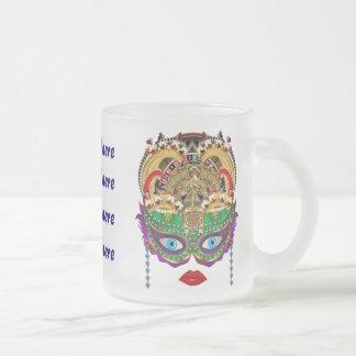 Mardi Gras Casino Queen 2 Plse View Artist Comment Coffee Mug
