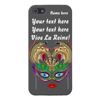 Mardi Gras Casino Queen Plse View Artist Comments Case For iPhone 5/5S