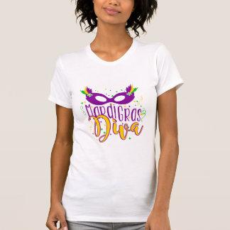 Mardi Gras Diva T-Shirt