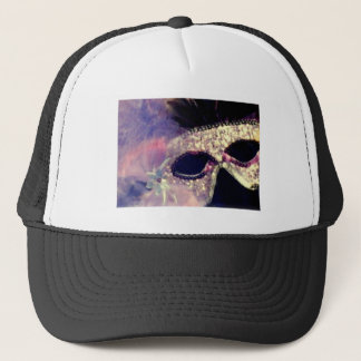 Mardi Gras Mask hat