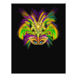 Mardi-Gras-Mask-The-Queen-V-2 21.5 Cm X 28 Cm Flyer