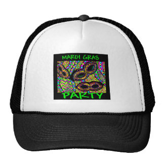 MARDI GRAS PARTY CAP