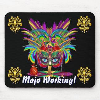Mardi Gras Party Theme  Please View Notes Mouse Pad