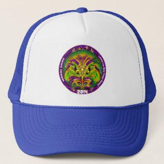 Mardi Gras Queen Style 2 View Notes Below Plse Trucker Hat
