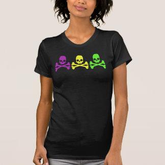 Mardi Gras Skulls T-Shirt