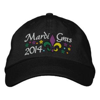 Mardi Gras - SRF Embroidered Hats