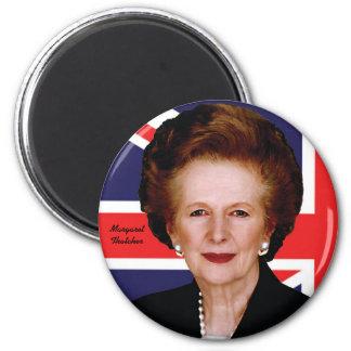 Margaret Thatcher Magnet