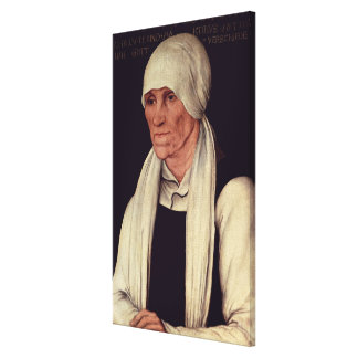Margarethe Luther , mother of Martin Luther Canvas Print