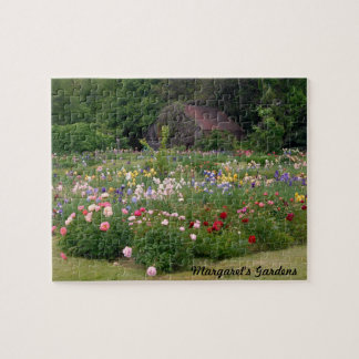 Margaret's Gardens and Barn Puzzle