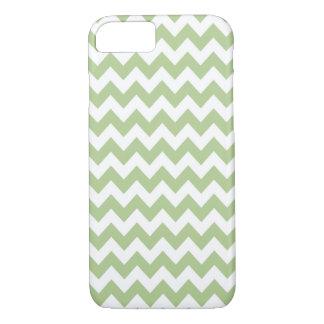 Margarita Green Chevron iPhone 7 case