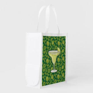 Margarita Reusable Grocery Bag