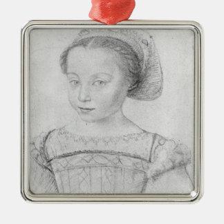Marguerite de Valois  known as La Reine Margot Christmas Ornament