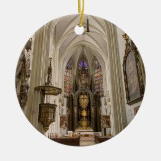 Maria Am Gestade, Wien Österreich Christmas Ornament