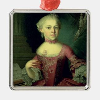 Maria-Anna Mozart, called 'Nannerl' Christmas Ornament