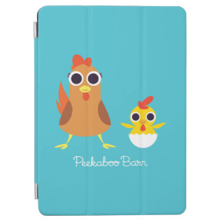 Maria & Bandit the Chickens iPad Air Cover