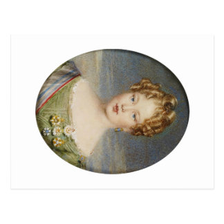 Maria II of Portugal Postcard
