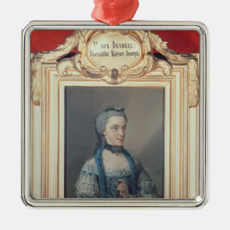 Maria Isabella of Parma Christmas Ornament