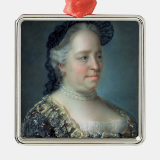 Maria Theresa, Empress of Austria, 1762 Christmas Ornament