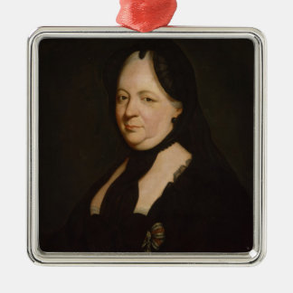 Maria Theresa in mourning Christmas Ornament