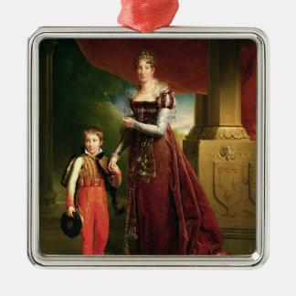 Marie Amelie de Bourbon Christmas Ornament