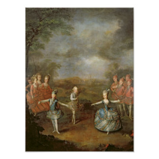 Marie Antoinette and her sisters Posters