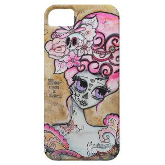 Marie Antoinette, Dia de los Muertos iPhone 5 Case