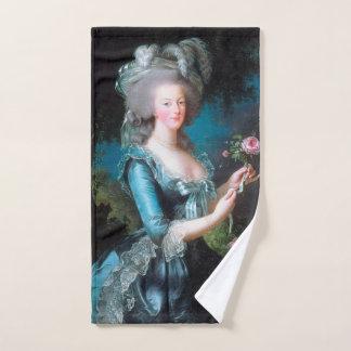 Marie Antoinette Portrait Bath Towel Set