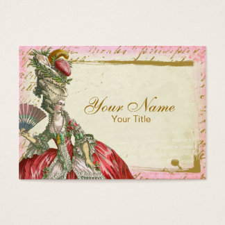 14 1700s vintage french business cards and 1700s vintage french marie antoinette versailles business card template reheart Gallery