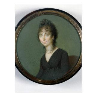 Marie-Laetitia Ramolino  1800 Postcard