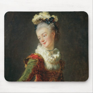 Marie-Madeleine Guimard Mouse Pad