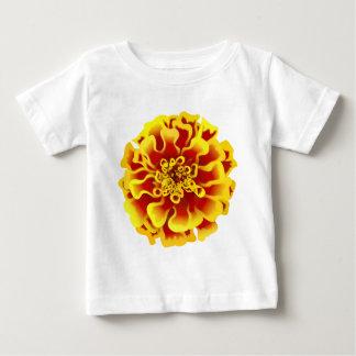 Marigold Flower Baby T-Shirt