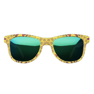 Marigolds Midnight Mirror Sunglasses