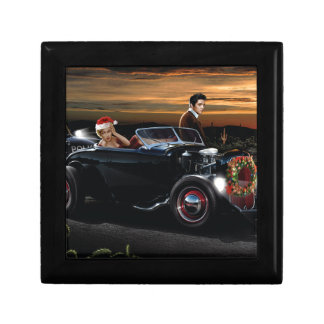 Marilyn and Elvis Christmas Joy Ride Gift Box