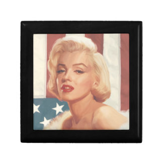 Marilyn Flag Gift Box