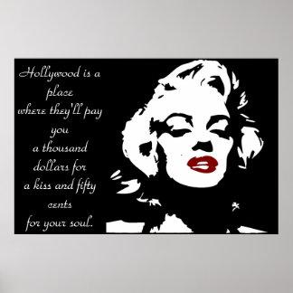 Marilyn Manroe Posters