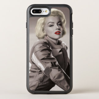 Marilyn's Motorcycle OtterBox Symmetry iPhone 8 Plus/7 Plus Case