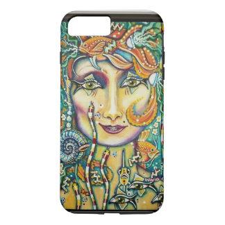 """Marina"" diatom sea princess nautical themed case"