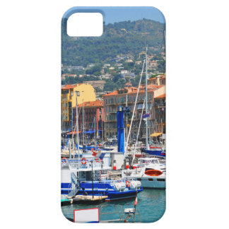 Marina in Nice, France iPhone 5 Covers
