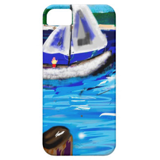 Marina iPhone 5 Case