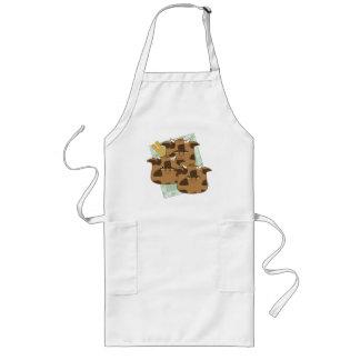 Marinated Moo Moo Dumplings Platter Long Apron