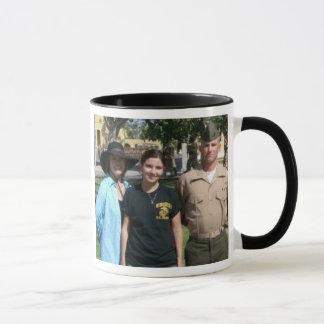 Marine, Aunt, and Sister Mug