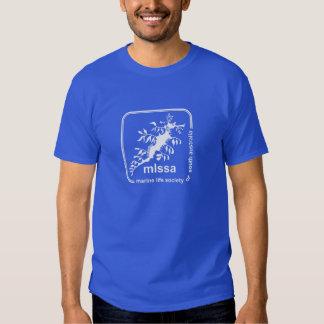 Marine Life Society of South Australia Logo Shirt