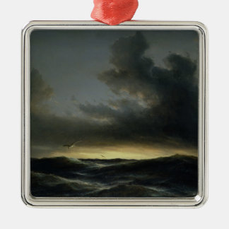 Marine Solitude, 1852 Christmas Ornament