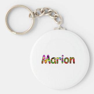 Marion key chain