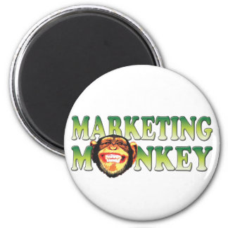 Marketing Monkey Fridge Magnets