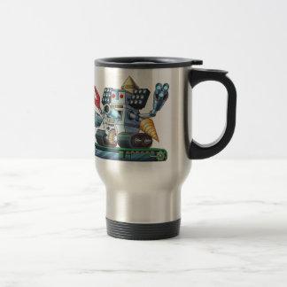 Marketing Stainless Steel 15 oz Travel Mug