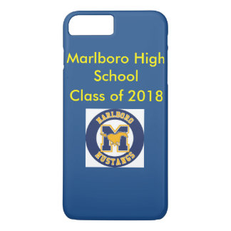 Marlboro Class of 2018 IPhone Case
