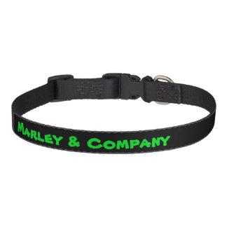Marley & Co. Collar Pet Collar