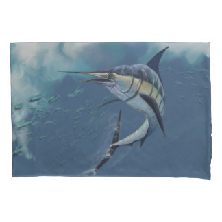 Marlin Pillowcase