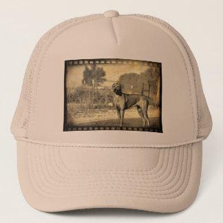 Marlo 2010 trucker hat
